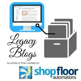 shop floor automations