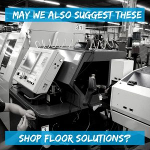 mfg shop floor solutions