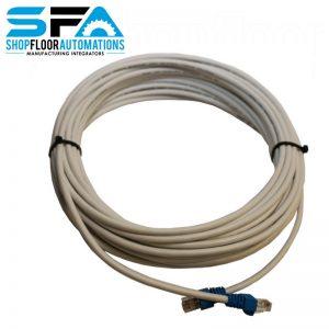 CNC machine cabling