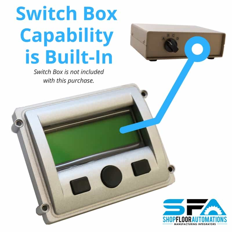 USB Connect Switch Box Model