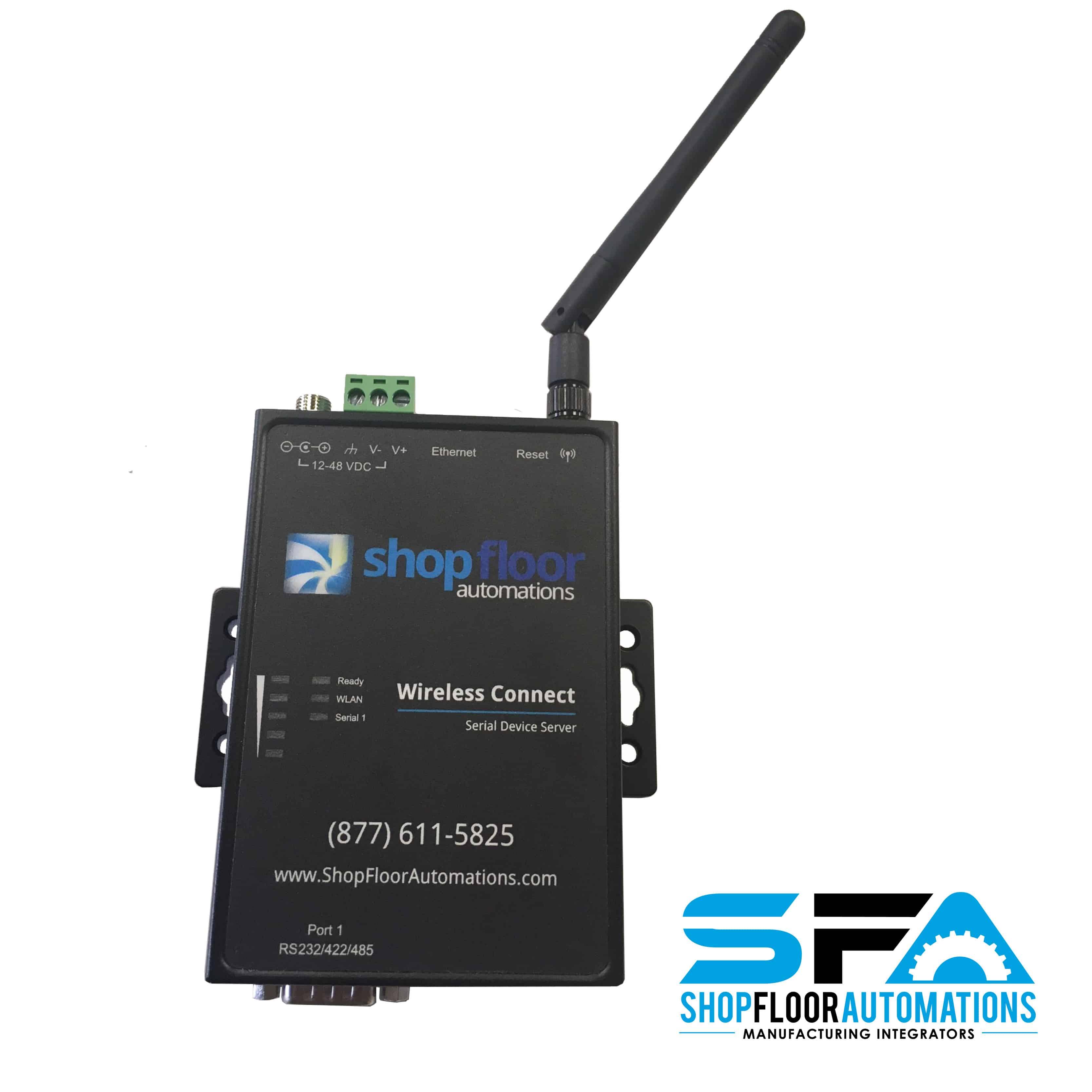wireless cnc