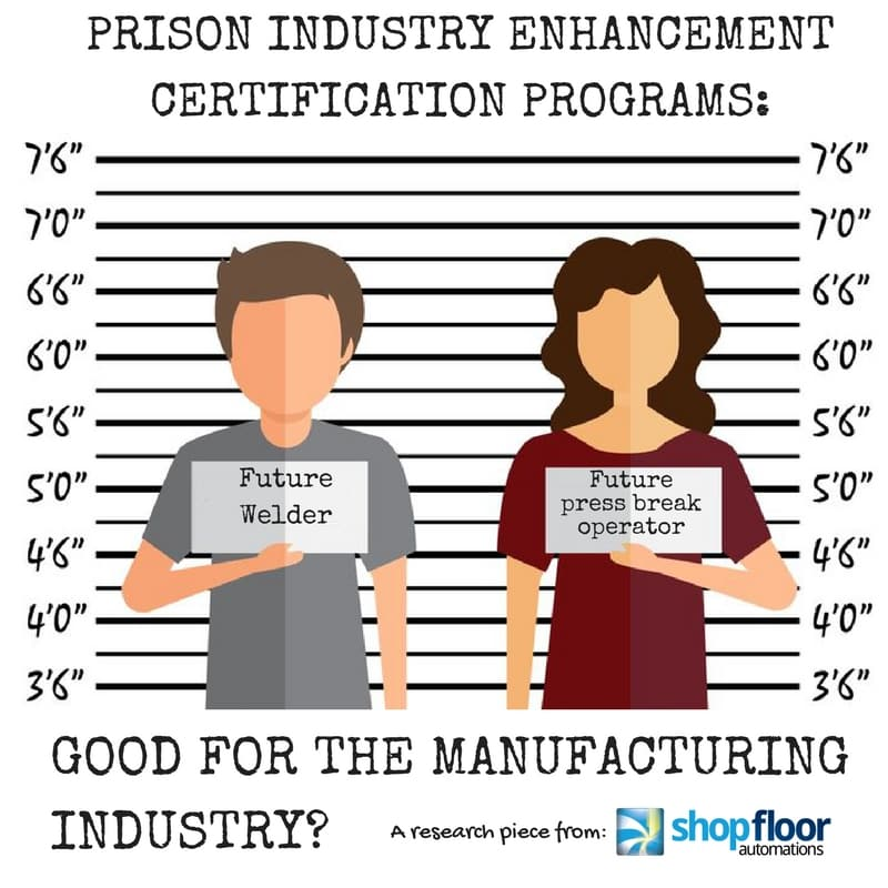 Prison industry enhancement certification programs