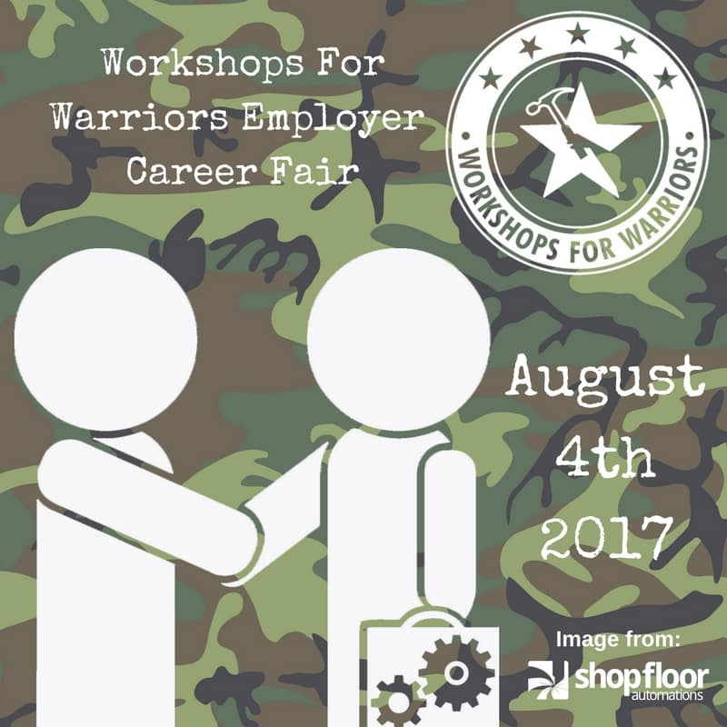 Workshops for Warriors Career Fair