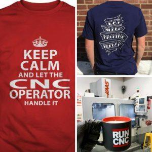 machinist humor shirt