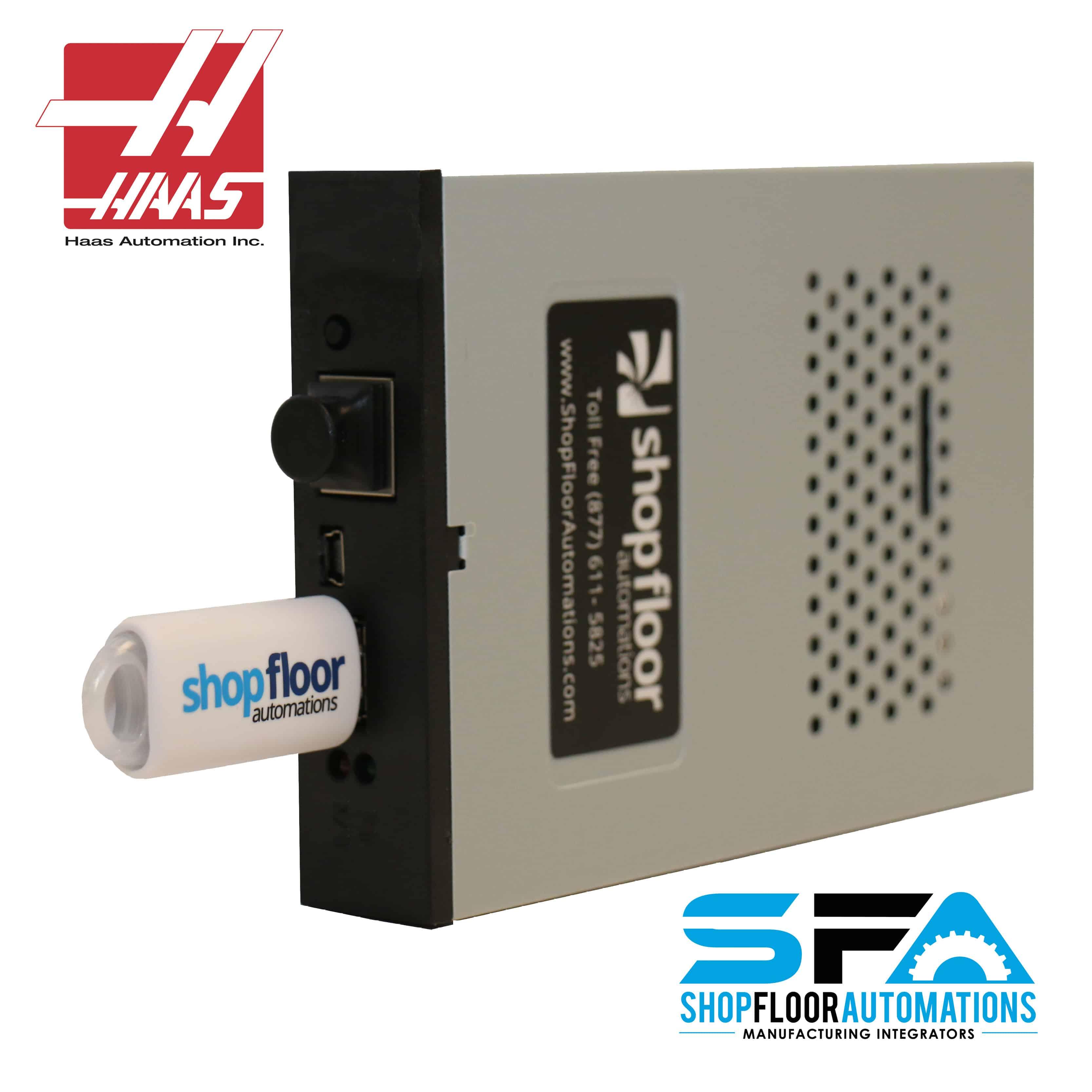 Haas Floppy Drive Emulator