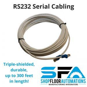 RS232 Serial Cabling