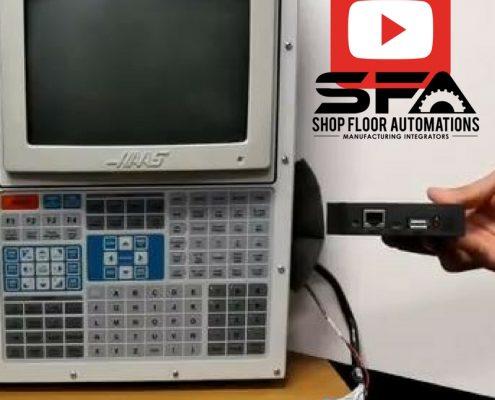 shop floor floppy disk