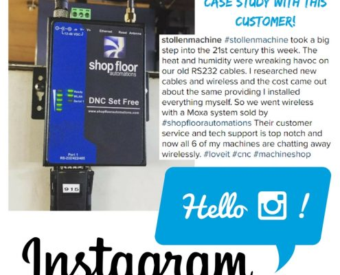 shop floor automations review