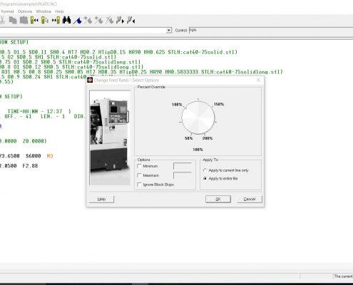 gcode editor