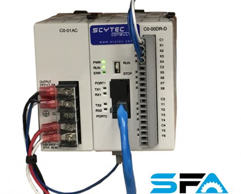 status relay controller