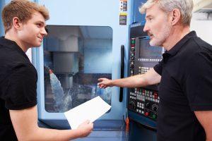 CNC program revision control