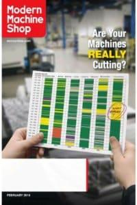 modern machine shop case study
