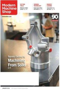 modern machine shop