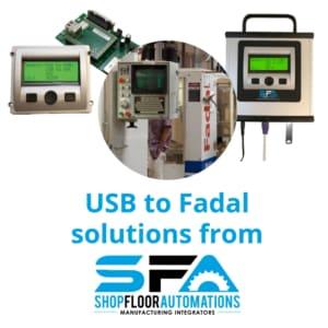Fadal Machine Hardware