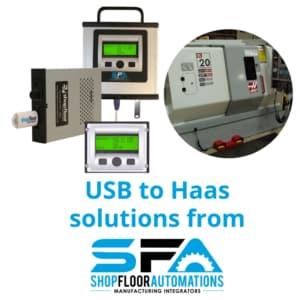 Haas Machine Hardware