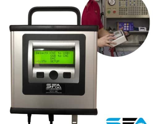 Portable CNC R232 to USB