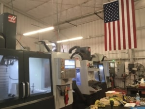 Rise Up Modern Machine Shop