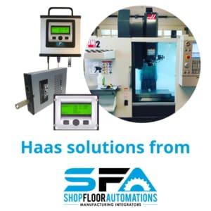 Haas RS232 USB