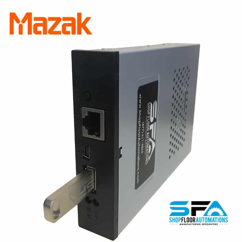 Mazak Floppy to USB